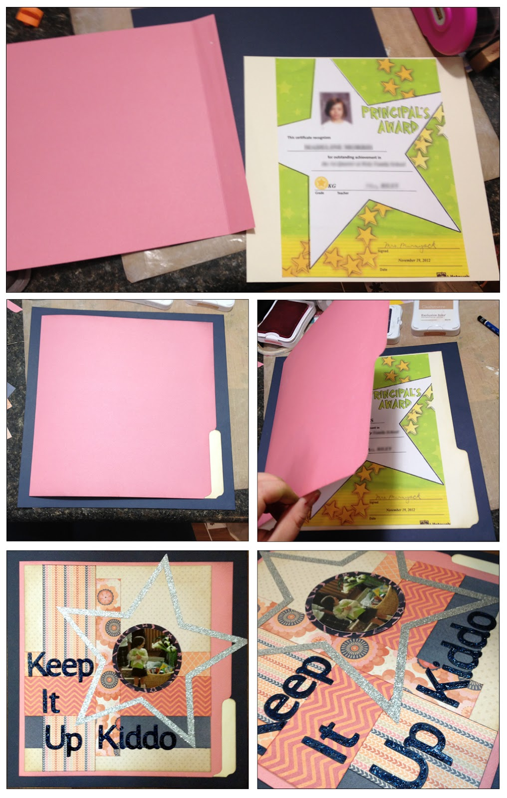 how to create a file folder