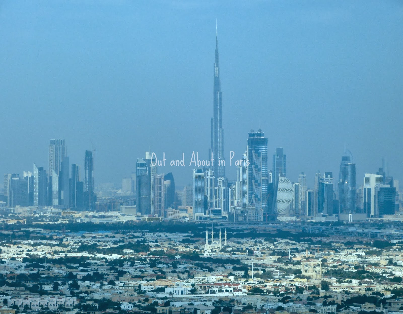 View Of Dubai And The Burj Khalifa From Sky Bar At Al Arab Can You Tell Which One Buildings Is Tallest In World
