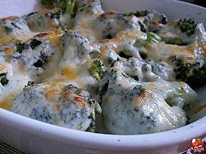 Dans mon frigo brocoli gratin for 750g dans mon frigo