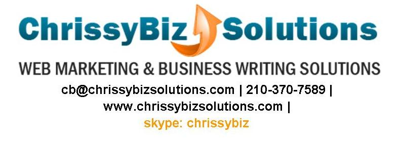 ChrissyBiz Solutions Blog 
