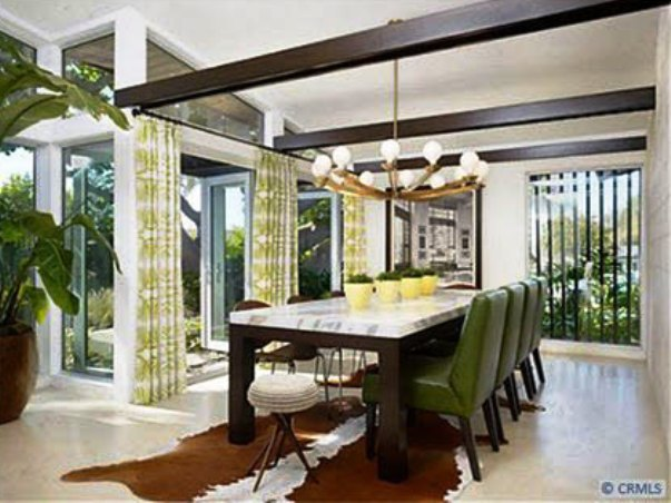 Modern and fun style ciao  newport beach  mod mix in costa mesa. Costa Mesa Dining Room Set. Home Design Ideas