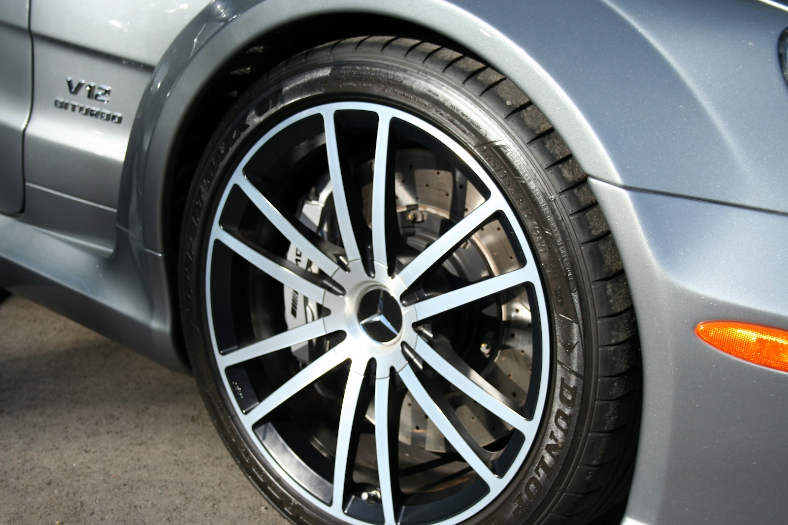 All Types amg black series wheels : The Art Collection - Mercedes SL 65 AMG Black Series