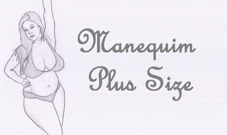 Manequim Plus Size