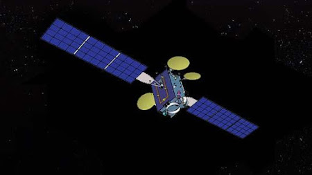 Pembuatan Satelit Telkom 4 oleh SSL