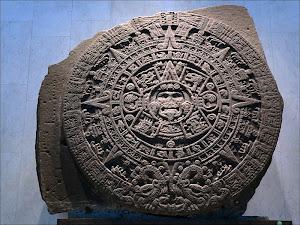 Piedra del Sol Calendario Azteca