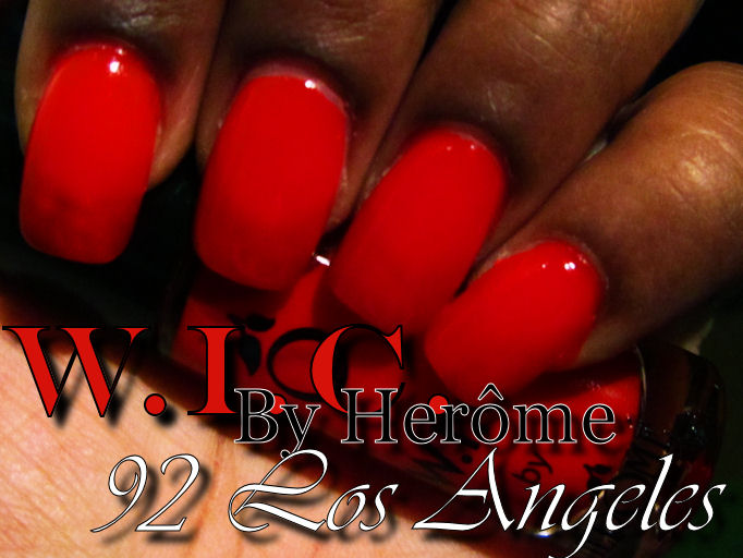 Life Fascinations!: W.I.C. Herome - 92 Los Angeles
