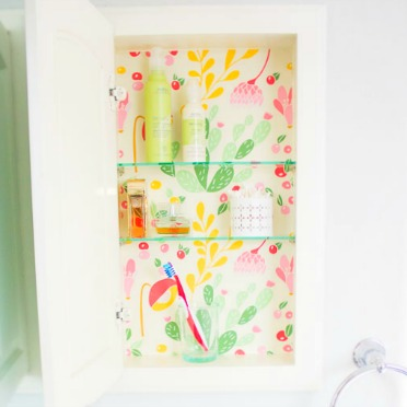 Give your medicine cabinet a makeover