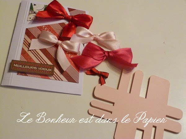 Le bonheur est dans le papier faire de beaux noeuds en rubans - Comment faire un joli noeud ...
