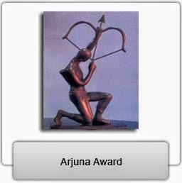 Arjun Awards for cricket