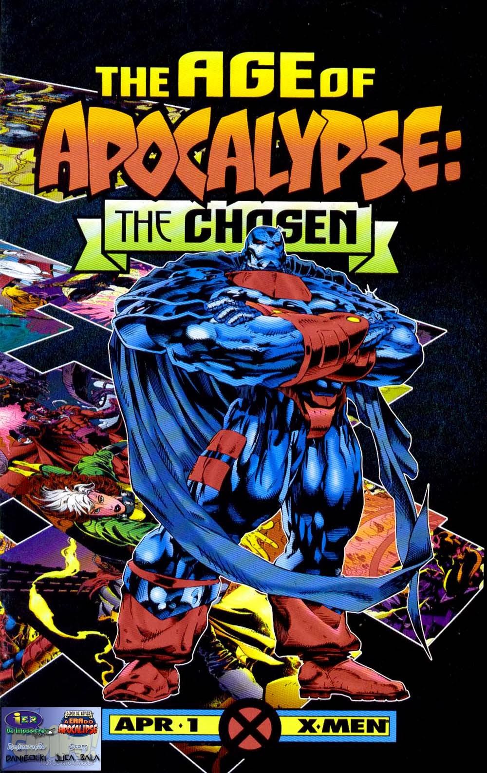 X-Men - A Era do Apocalipse #28