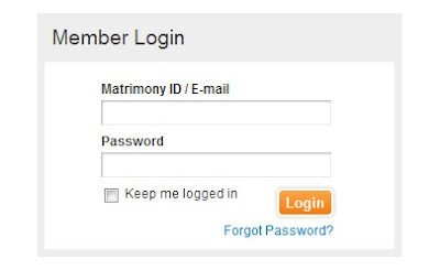 Bharat Matrimony Login