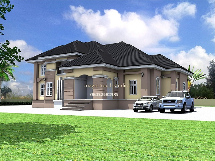 5 bedroom split level bungalow residential homes and for New split level homes