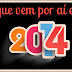 Feliz 2014! É Ano Novo no blog!