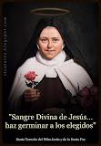 Página dedicada a Santa Teresita del Niño Jesús y de la Santa Faz