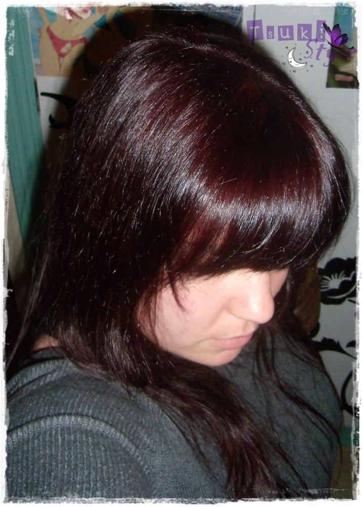 Baño De Color Tinte Rojo:Transformación# De morena a pelirroja sin decolorar ~ primeros pasos