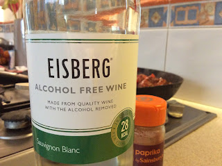 Eisberg white wine