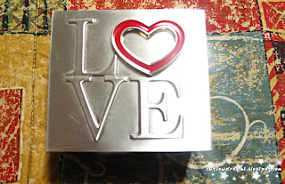 love jewelry box, birthday gift, jewelry, jewelry box,necklace