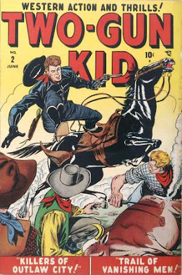 Two-Gun Kid 2 cover