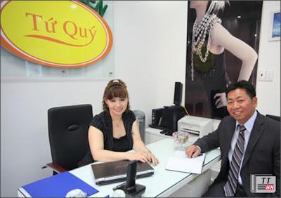 """""""Nữ quái"""" Phạm Thị Thủy Tiên và Anh trai Việt kiều lừa đảo Phạm Trung"""