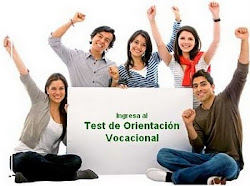♣ TEST VOCACIONAL
