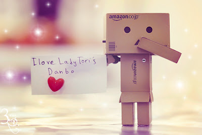 Wallpaper Boneka Danbo 2013