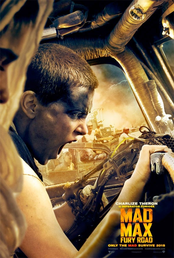 Mad Max: Fury Road Gets May 2015 Release Date