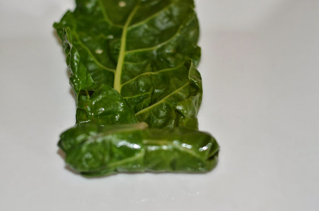 stuffed silverbeet