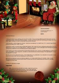 How To Write A Christmas Letter