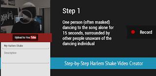 Cara Buat Video Harlem Shake
