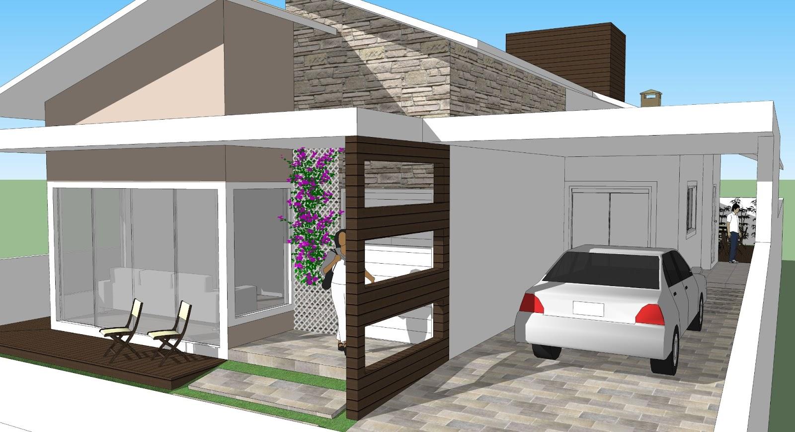 & Design de Interiores Dani Martins: Projetos Arquitetônicos #087CC3 1600 870