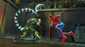 لعبة سبايدر مان Spider Man 3