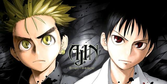 Manga Ajin-Demi-Human Akan Dapatkan Sebuah Adaptasi Anime