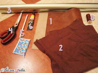 طريقة عمل حقيبة جلدية من اشياءك المنزلية بالصور والخطوات المشروحة عمل حقيبة