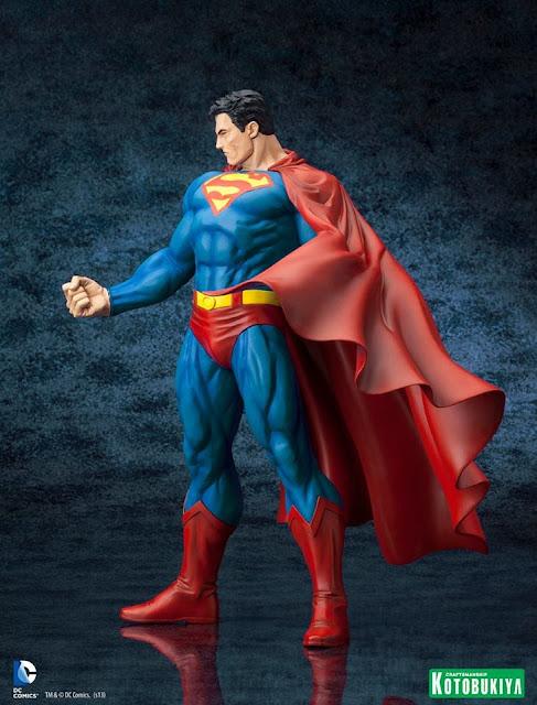 Superman - Estátua Pelo Amanhã