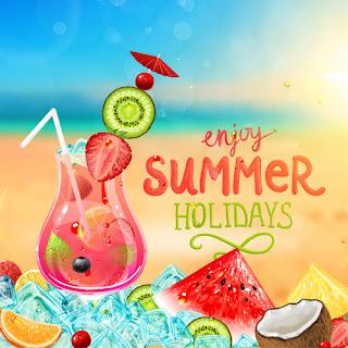 Enjoy summer holiday