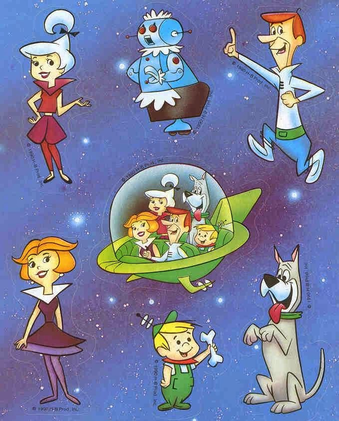 OS JETSONS (THE JETSONS)