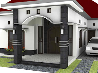 Atap Teras Rumah Minimalis yang Modern dan Elegan