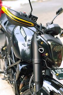 Yamaha Byson Inspirasi Ducati Street Fighter