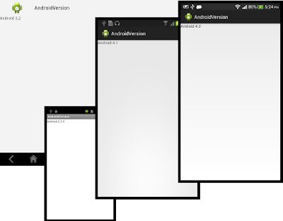 Get the Android version of device