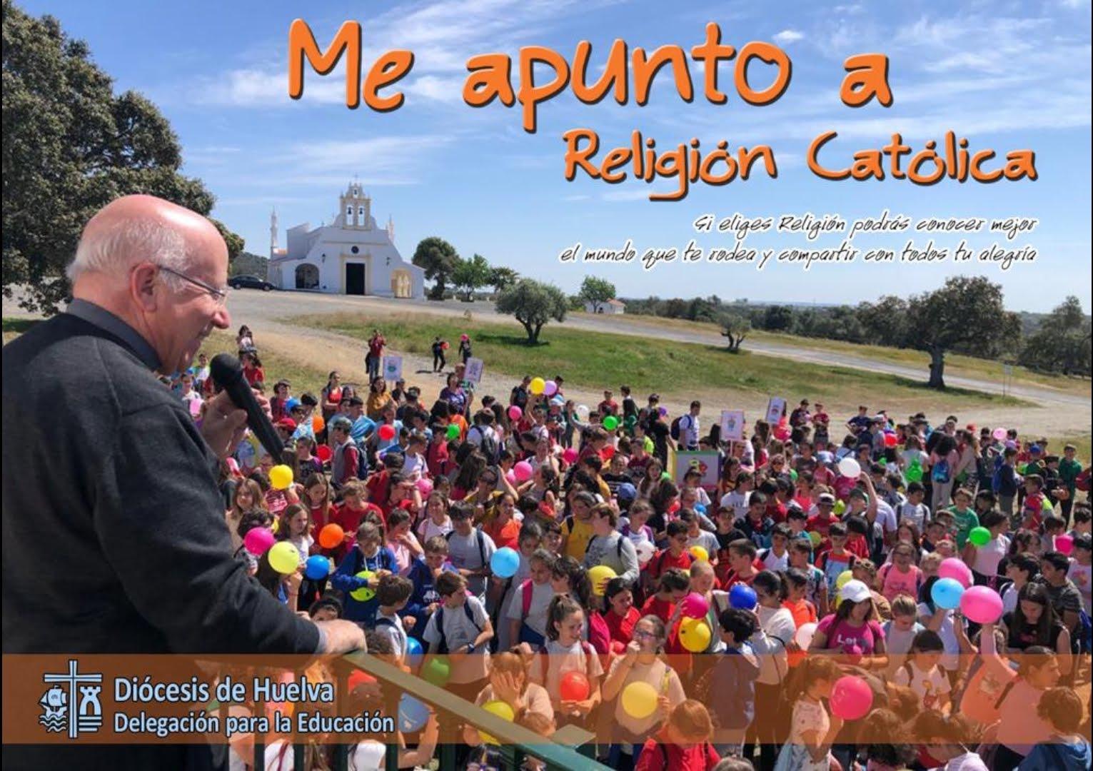 Me apunto a Religión Católica