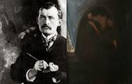 EDVARD MUNCH: El beso... del goce. La mujer en la psicología masculina.