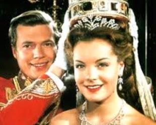 La principessa Sissi e Francesco Giuseppe I d'Austria