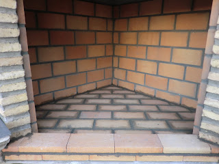 Coecu lepida sl chimenea de obra exterior - Chimeneas de barro ...