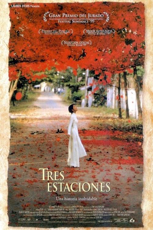 estaciones, seasons, Tony Bui