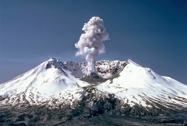 Mount St. Helens ranked 10th