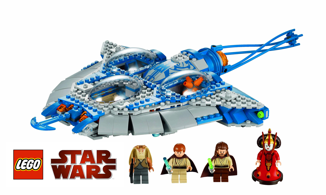 Lego Star Wars: El Submarino Gungan
