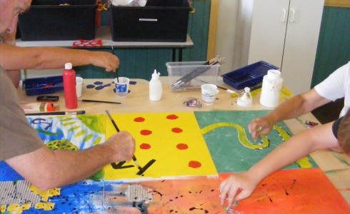 Ma Bicyclette: Art Therapy   The Growing Popularity Of An Alternative Approach To Mental Health - Australia