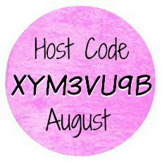 Shop online using the code below and receive a free gift from me