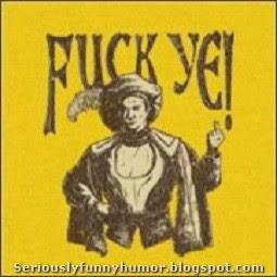 Fuck, Ye! Funny photo