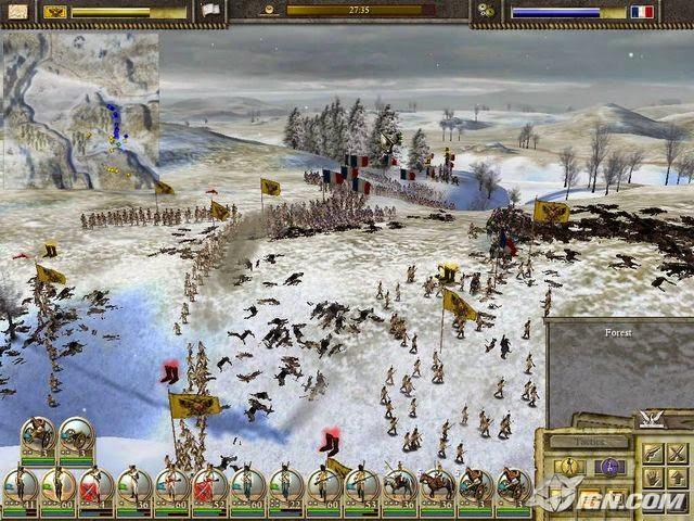 تحميل لعبة الإستراتيجية الشهيرة Imperial Glory